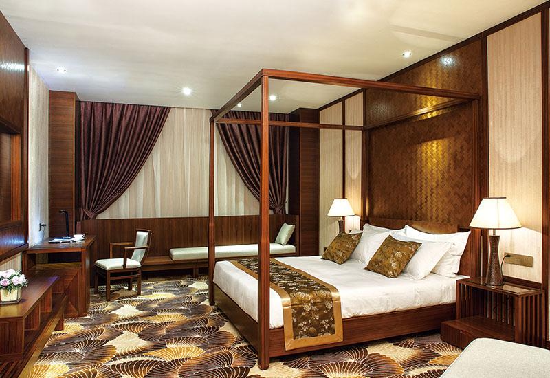 中式酒店家具定制