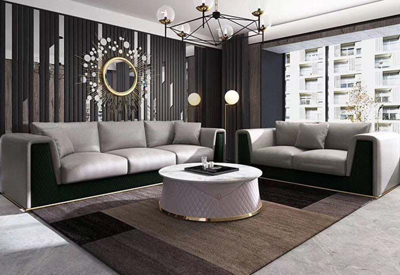 Luxury hardcover room furniture