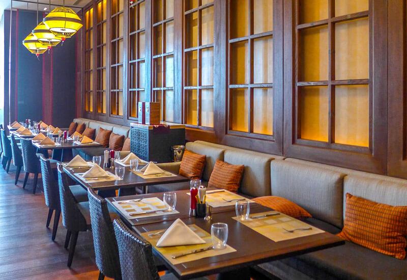 酒店家具定制商务酒店设计的等级与餐饮空间