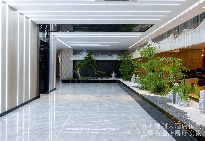 广东酒店客房家具的的构成和配置